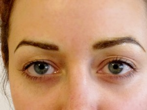 Molly: Redesigned Permanent Makeup Eyebrow