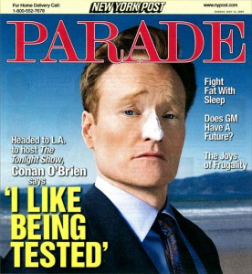 Parade Magazine May 2009