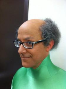 Deb's Bald Capped Professor