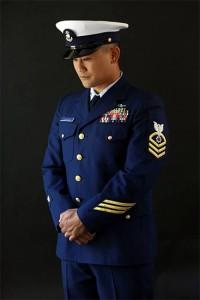 Coast Guard Commander