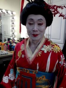 George Takei as Geisha