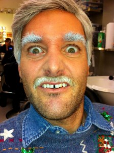 Will Forte as Ted Turner of TBS