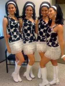 Polka Dot Girls