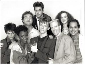 SNL Cast 1985-1986