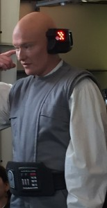 Conan as Lokot