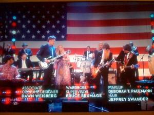 Tonight Show Credits