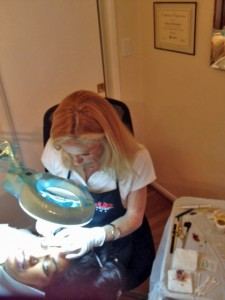 Deborah Paulmann Working