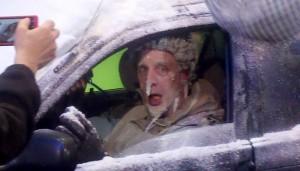 Brian McCann Frozen Guy