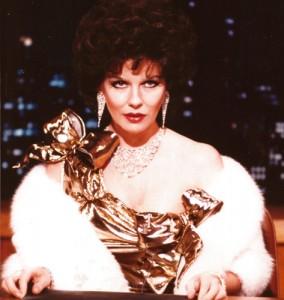 Pamela Stephenson as Joan Collins SNL 1985