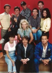 SNL Cast 1984-1985