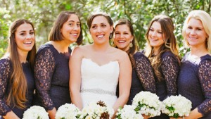 Wedding with Bridesmaids