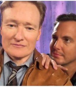 Conan & Will Arnet